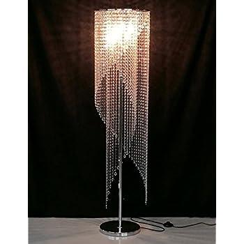 Ore International 6932 84-Inch 3 Light Crystal Inspirational Arch ...