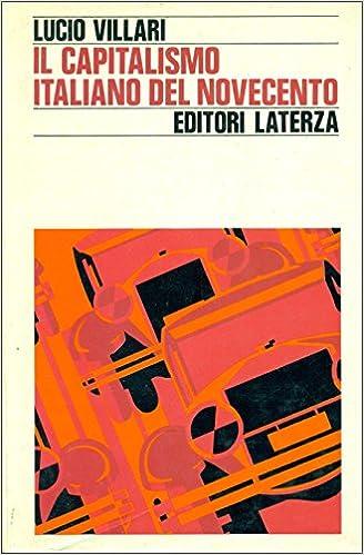 Il capitalismo italiano del Novecento