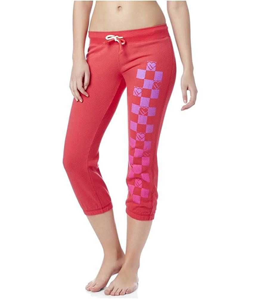 Aeropostale Womens Checkered Lounge Athletic Sweatpants 8195