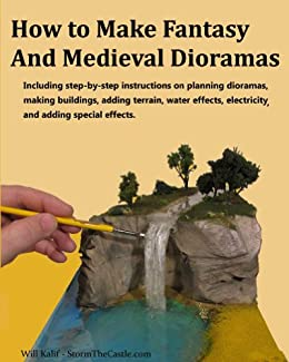Amazon how to make fantasy and medieval dioramas ebook will how to make fantasy and medieval dioramas by kalif will fandeluxe Images