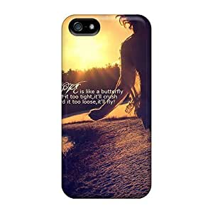 Premium Love Is Like Case For Iphone 5/5s- Eco-friendly Packaging