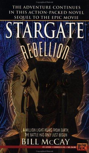 Rebellion (Stargate #1)