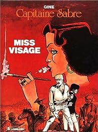 Miss Visage : une histoire du journal 'Tintin' par  Gine