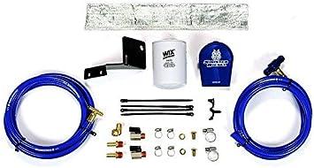 03-07 Ford 6.0 6.0L Powerstroke Diesel Coolant Filter Kit W// Wix Filter TRUCKS