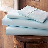 Overstock.com deals on Becky Cameron Luxury Ultra Soft 4-pc Bed Sheet Set
