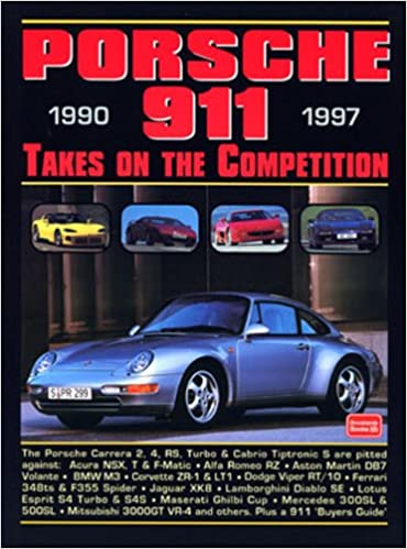 Porsche 911 1990-1997 Takes On Competition (Takes on the Competition): R.M. Clarke: 9781855205253: Amazon.com: Books
