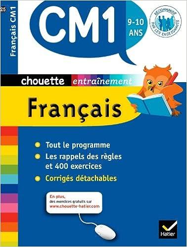 Telecharger Chouette Francais Cm1 Pdf
