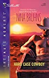 img - for Hard Case Cowboy book / textbook / text book