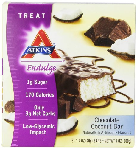 Atkins Endulge Chocolate Coconut Ounce