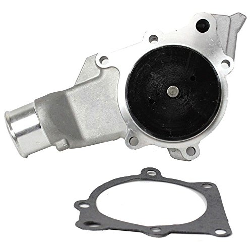 ECCPP Engine Water Pump For Jeep Grand Cherokee Jeep Wrangler 4.0L L6 VIN S
