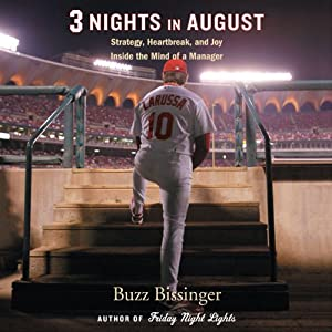 Three Nights in August Audiobook