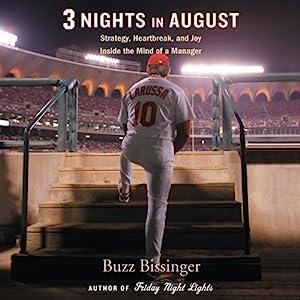 Three Nights in August Hörbuch
