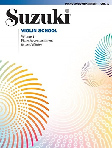 Suzuki Violin School, Volume 1: Piano Accompaniment (Suzuki Violin School, Piano Accompaniments)