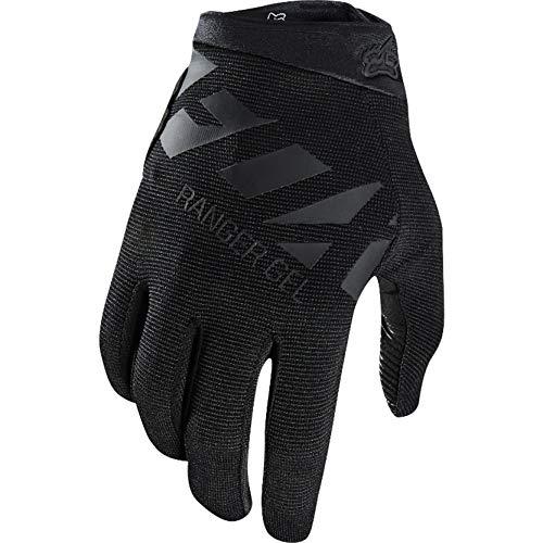 Fox Racing Ranger Gel Glove - Men's Black/Black, L
