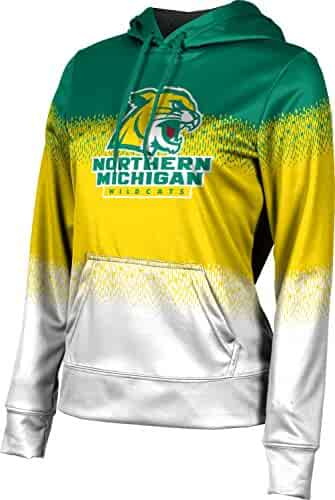 Ombre School Spirit Sweatshirt Bakersfield Girls Zipper Hoodie ProSphere California State University