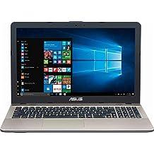 2018 Asus VivoBook Max 15.6 inch HD Flagship High Performance Laptop PC | Intel Pentium N4200 Quad-Core | 4GB RAM | 500GB HDD | Bang & Olufsen Audio | USB Type-C | DVD +/-RW | Windows 10