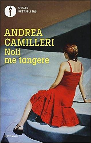 Cover: Andrea Camilleri Noli me tangere