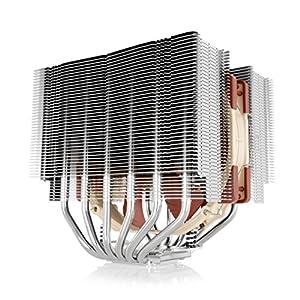 Noctua D-Type Premium CPU Cooler, NF-A15 PWM Fans, Retail Cooling NH-D15S