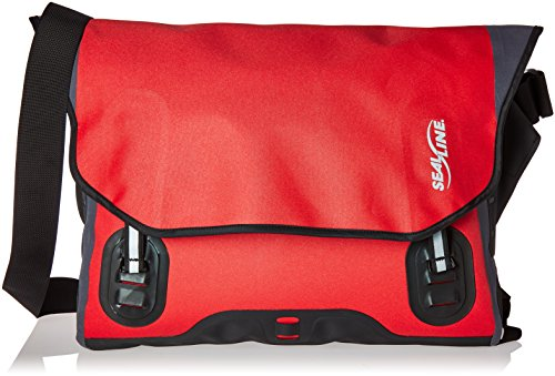 Seal Line Urban Shoulder Bag (Small, Red) by SealLine