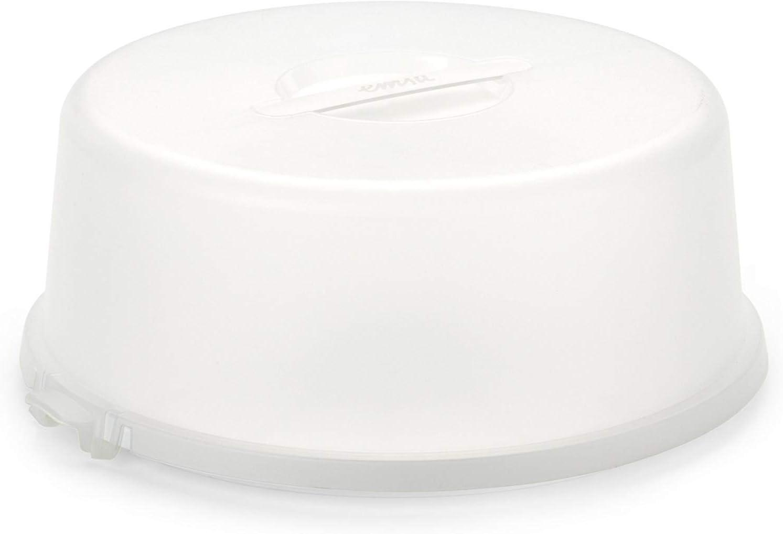 Emsa Basic Tapa, Blanco, 33 cm