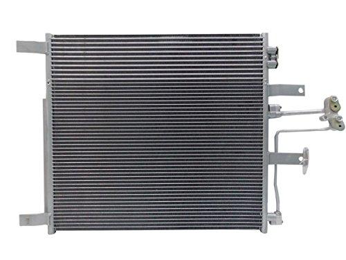 Dodge Ram 2500 A/c Condenser (AC A/C CONDENSER FOR DODGE FITS RAM PICKUP 1500 2500 3500 3878)
