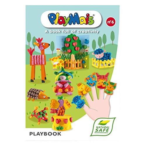 Playmais 150522 - Loisirs Créatifs - Livre Play Book