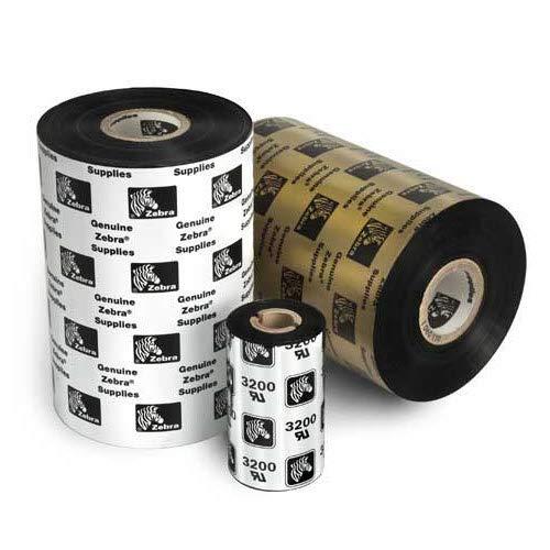 Zebra Technologies 05586BK11045 5586 Premium Wax-Resin Ribbon Case 433 inches x 1476 feet 6 rolls per inner case Call for single roll availability