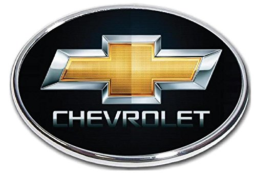 Chevy Hitch Cover - Oval Shape - 2