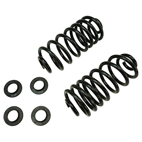Oldsmobile Conversion Replacement Kit (Rear Driver Passenger Side Coil Spring Air Suspension Conversion Kit Set)