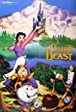"""WM-173 Beauty and the Beast Disney Princess Collection Kid Girl Cartoon Wall Decoration Movie Poster Size 23.5""""x35"""""""