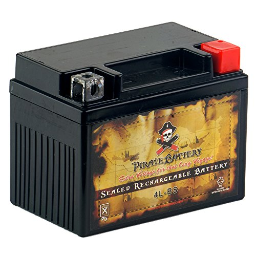 YTX4L-BS High Performance Power Sports Battery