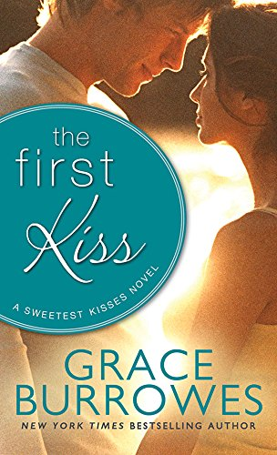 book cover of The First Kiss
