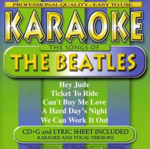 Karaoke: Songs By the Beatles - Hey Jude Karaoke Shopping Results
