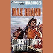 Ronicky Doone's Treasure: Doone #3 | Max Brand