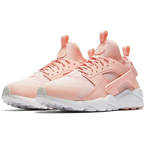 outlet store ab0a6 ea755 ... official store zapatillas nike air huarache run ultra rosa pastel  hombre rosa b9433 59f99