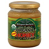 Ys Organic Honey Honey Raw