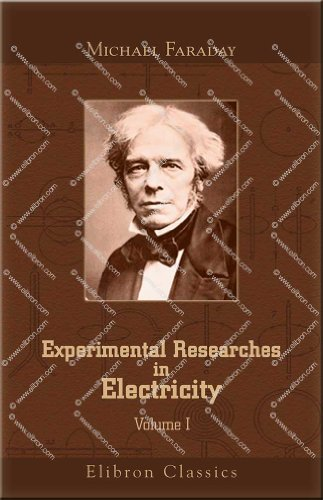 Experimental Researches in Electricity. Volume 1]()