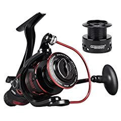Third time is the charm for our New for 2018 Sharky III Spinning Reel. With the successful yet valuable experience we accumulated with the first two generations of Sharky, we upgraded the Sharky fishing reel series to the next level. Now the ...