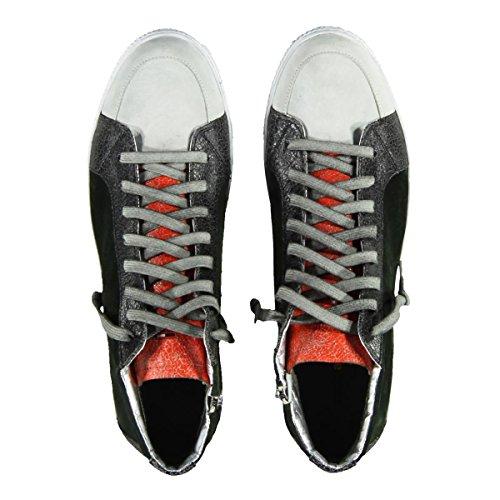 emilio adani Herren Sneaker IM Retrodesign, 25028, Grün
