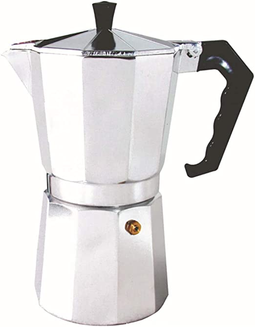 Hogar de aluminio Latte Mocha Cafetera Estufa Cafetera espresso ...