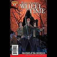 Robert Jordan's Wheel of Time: Eye of the World #5 (Robert Jordan's Wheel of Time:The Eye of the World) (English Edition)