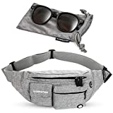 RFID Fanny Pack for Women and Men - Secure Travel