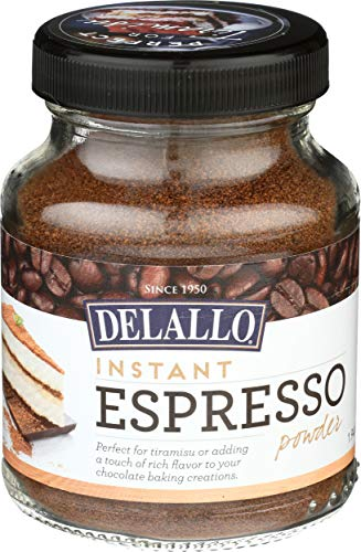 Image of Delallo Baking Powder Espresso, 1.94 oz