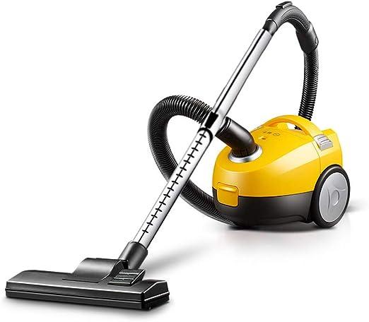 A Vacuum cleaner Aspirador pequeño casero Amarillo, Aspirador sin ...