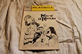 Playbill - Man of La Mancha - Anta Washington Square - August 1967 Volume 4 Number 8