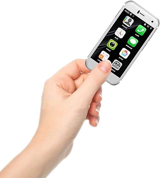 Mini Smartphone iLight 7+ The World's Smallest 7S Android Mobile Phone, Super Small Tiny Micro 2.4