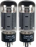 Tung-Sol 7581A, Matched Pair (2 tubes)