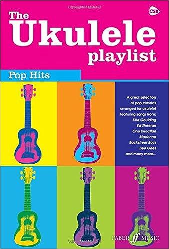 Ukulele Playlist Pop Hits Chord Songbook Amazon Various