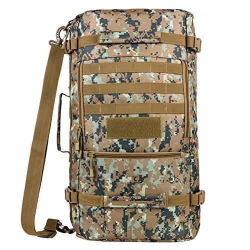 Al aire libre impermeables mochilas/Mochila de gran capacidad para hombres y mujeres/ viaje mochila trekking/Bolsa de deportes de ocio I