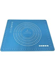 Thick Non-Slip Large Massive Pastry Fondant Silicone Work Rolling Baking Mat with Measurements